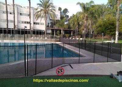 Hotel Al Andalus Sevilla vallas proteccion piscinas (10)