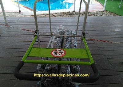 Hotel Al Andalus Sevilla vallas proteccion piscinas (5)