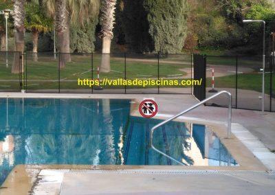 Hotel Al Andalus Sevilla vallas proteccion piscinas (6)