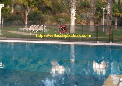 Hotel Al Andalus Sevilla vallas proteccion piscinas (7)