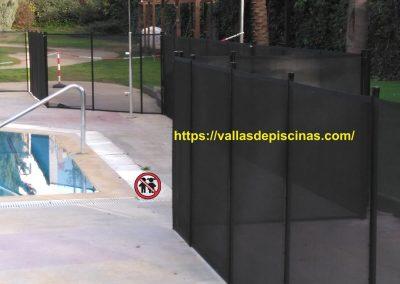 Hotel Al Andalus Sevilla vallas proteccion piscinas (8)