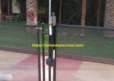 Hotel Al Andalus Sevilla vallas proteccion piscinas (9)