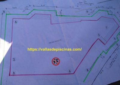 Hotel Al Andalus Sevilla vallas proteccion piscinas plano (3)