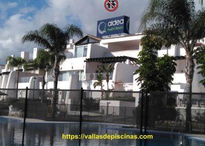 Hotel Aldea en Estepona vallas de piscinas precios economicos (1)