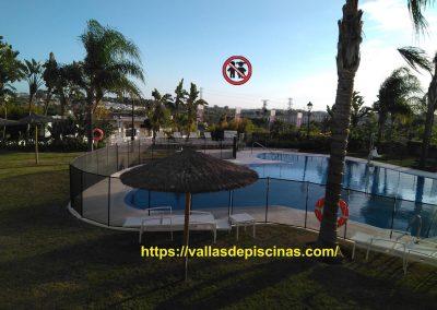 Hotel Aldea en Estepona vallas de piscinas precios economicos (3)
