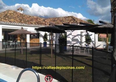 Hotel Aldea en Estepona vallas de piscinas precios economicos (4)