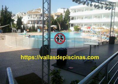 Hotel Club Palia La Roca Costa del Sol vallas piscinas precio (1)