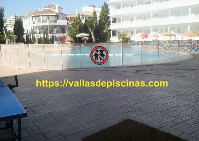 Hotel Club Palia La Roca Costa del Sol vallas piscinas precio (5)