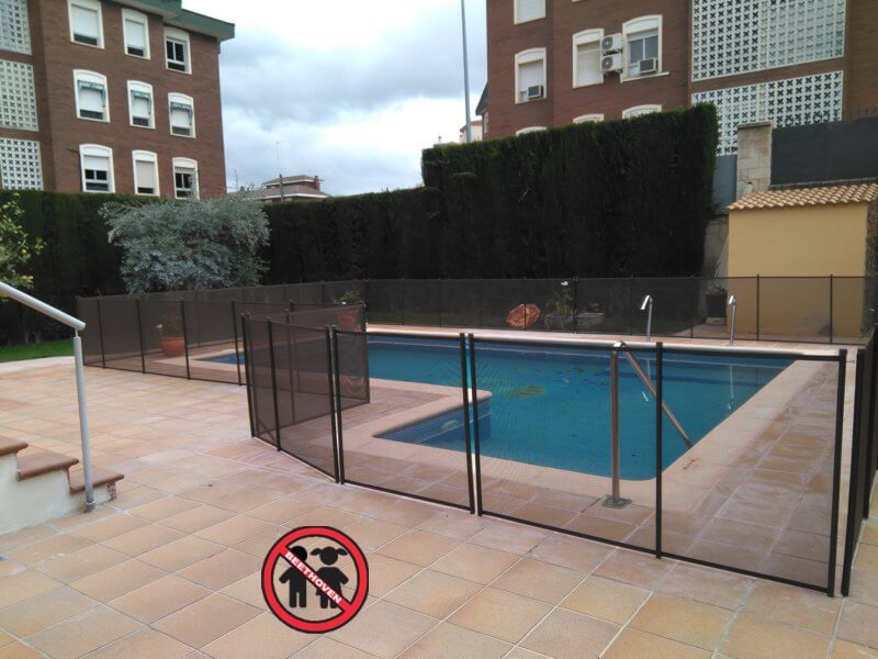 Peligros de la piscina